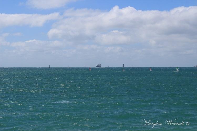 Bretagne : Saint-Malo, Trafic Maritime