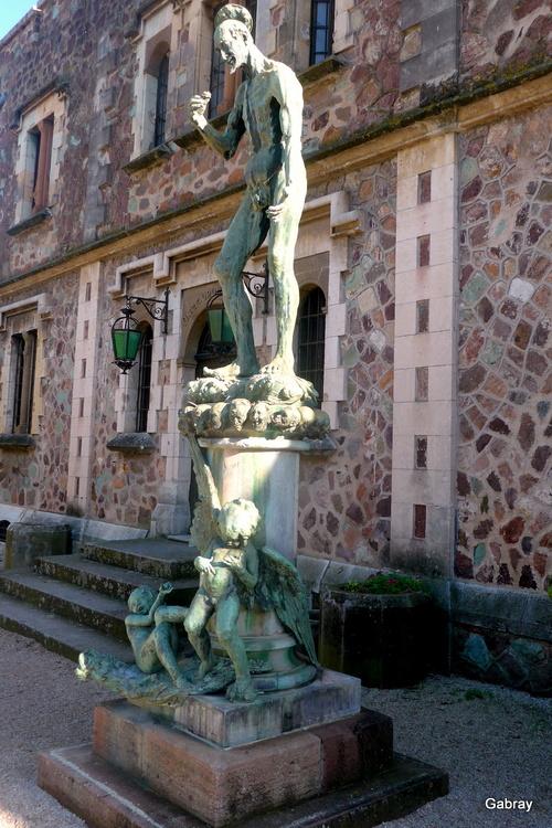 Mandelieu-la-Napoule: le château