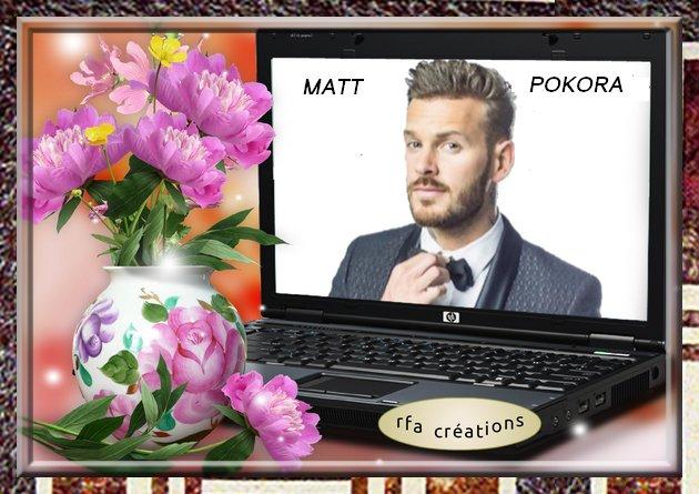 MATT POKORA - PRENEZ SI VOUS AIMEZ