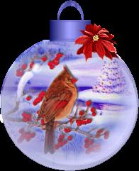 Tube  Karácsonyi díszítők