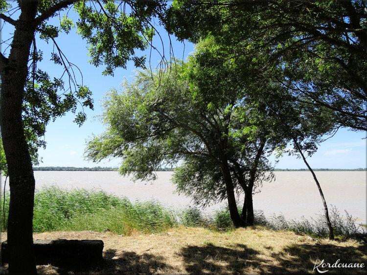 Photos de l'estuaire de la Gironde