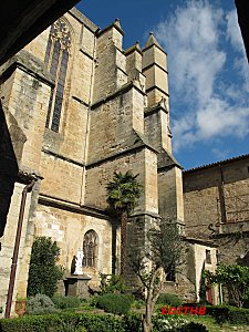 CLOITRE CATHEDRALE LODEVE (1)