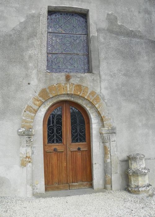 L'église de Saint Rémy sur Orne
