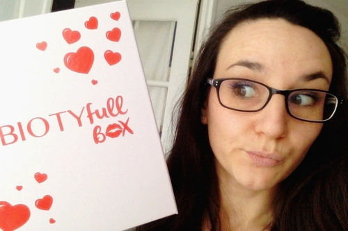 Unboxing BIOTYfull Box Février 2016