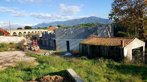 Ajaccio...Hémmoragie de constructions