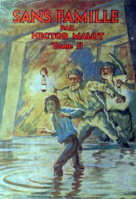 L'inondation de la mine (Hector Malot)