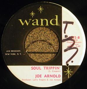 JOE ARNOLD - soul trippin
