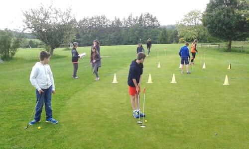 Initiation au golf - 28/05/18