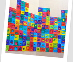 Percevoir, imaginer, sentir, créer: arts visuels en maternelle