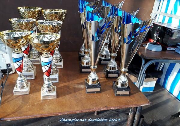 Fédération des Ardennes - Championnat doublettes 2019
