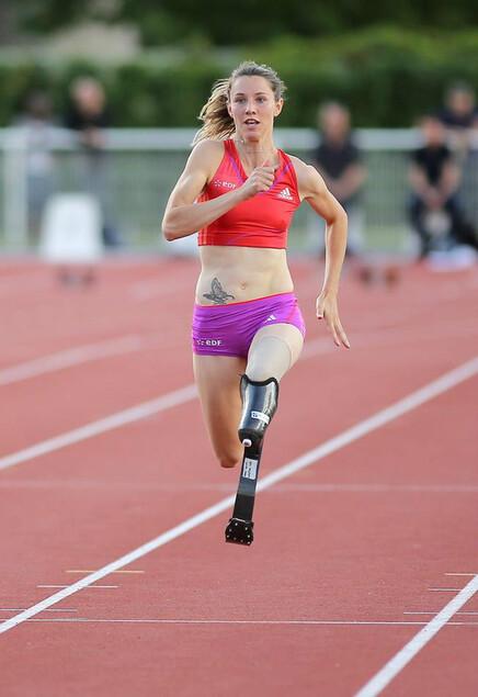 Nogent-le-Rotrou. Marie-Amélie Le Fur : Une médaillée paralympique ...