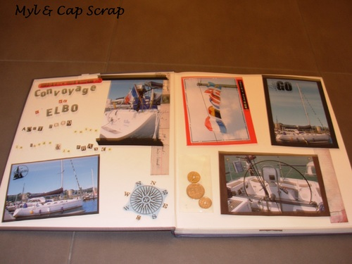 Caps : Carnet de bord Aout 2009