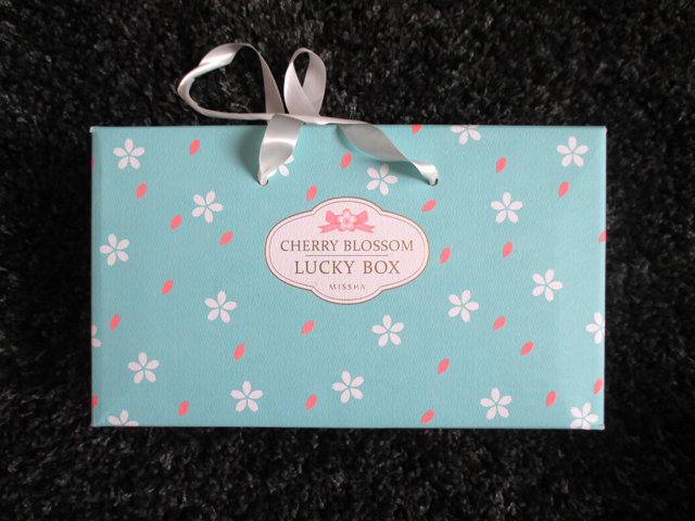 Cherry blossom Lucky Box By MISSHA