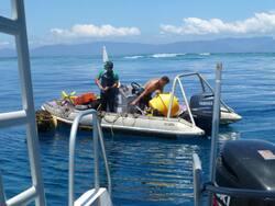 Balisage des Aires Marines Protégées Hienghène - Cliquer pour agrandir