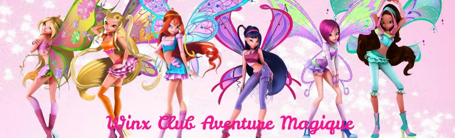 winx club magic adventure