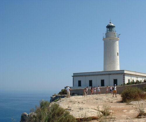 La Mola et Santa Eularia à Ibiza (photos)