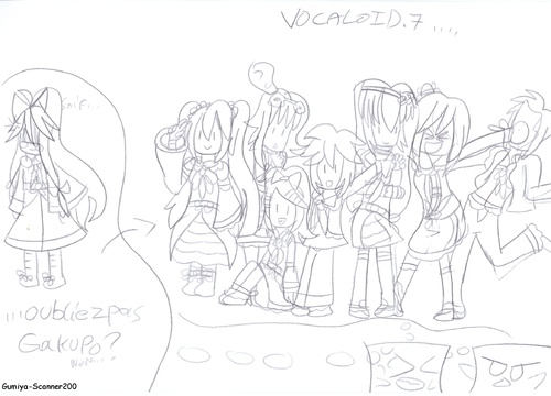 (test avec Scanner200-REUSSI !!)Vocaloid 7+1