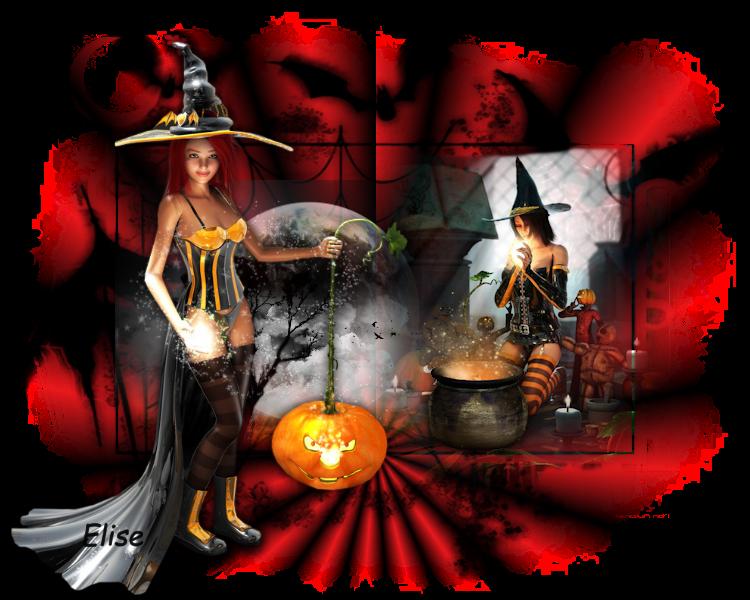 La gentille sorcière