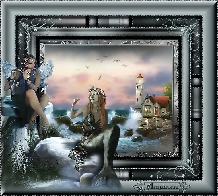 La Siréne et la Mer