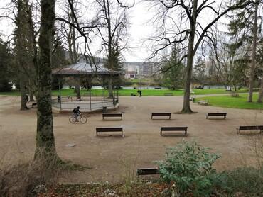 DRC - Besançon - Parc Micaud