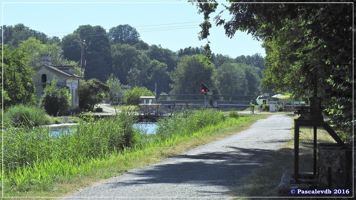 Le long du canal latéral à la Garonne - Août 2016 - 12/12