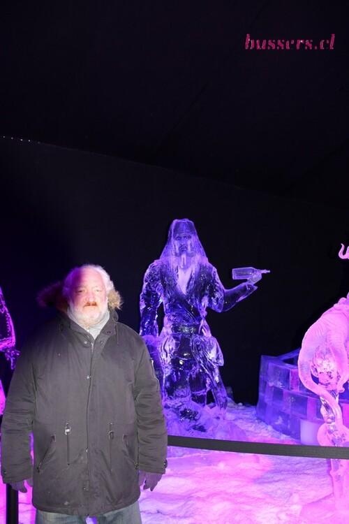 explo de disney en glace à liège 2018