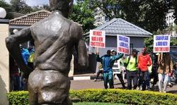Ça bouge au Kénya