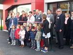 - Inauguration de la 2ème partie de l'école