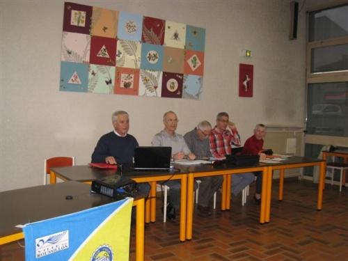 Assemblée générale du 25 nov 2012.
