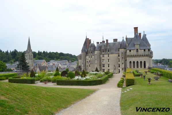 Langeais 6 chateau médiéval