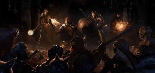 NEWS : Solasta : Crown of the Magister, que la lumière soit !*