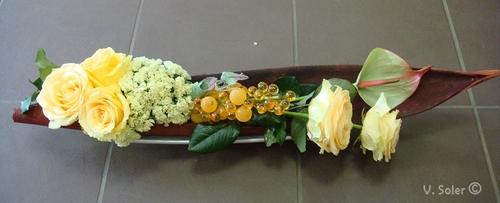 Des fleurs et des hommes