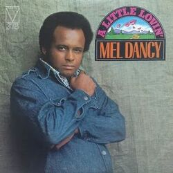 Mel Dancy - A Little Lovin' - Complete LP