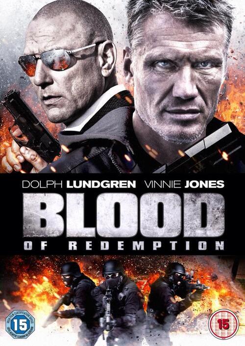 """Bonsoir a l'honneur : """" Blood of redemption """""""