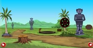 Jouer à Old tribe forest escape