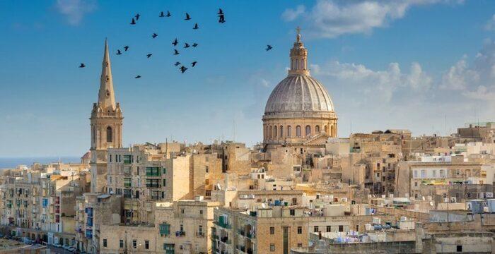 Balade À Malte -  L'Image Magique & Fascinante Du Jour -