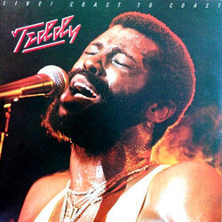 Teddy Pendergrass - Live! Coast To Coast - Complete LP