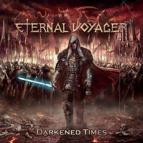 ETERNAL VOYAGER - Artwork et tracklist du prochain album Darkened Times
