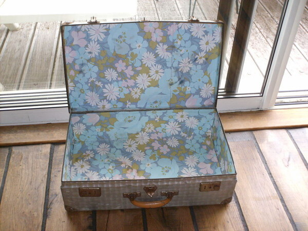 valise qui rend invisible son contenu