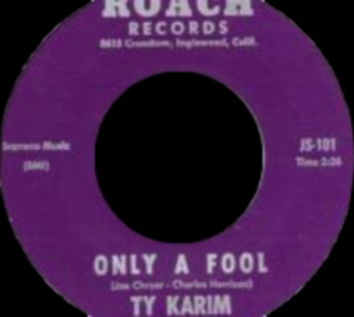 "Ty Karim : CD "" The Complete Ty Karim : Los Angeles' Soul Goddess "" Kent Records CDKEND 308 [ EU ]"