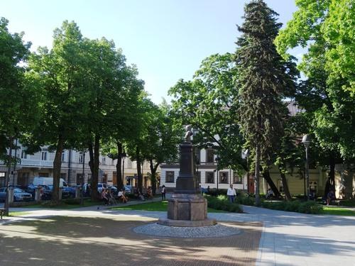 Vinlnius: autour de l'église Zainte Catherine