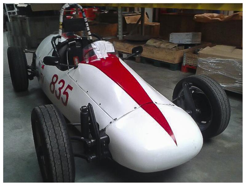Formule Vee FORMCAR MK 1 de 1963