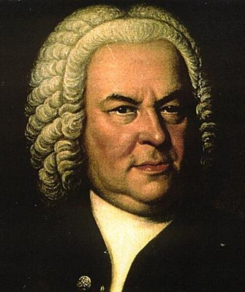 JS Bach (1685-1750)