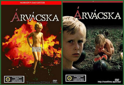 Сиротка / Árvácska / Nobody's Daughter. 1976. DVD.