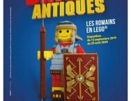 """Briqu'antiques """"les Romains en légo"""""""