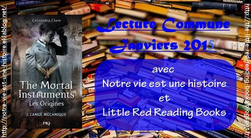 Lecture Commune 1 avec Little Red Reading Books