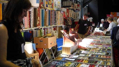 Salon des loisirs créatifs à Pamiers (Ariège)