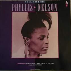 Phyllis Nelson - Soul Sisters - Complete LP