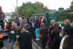 Quelques photos du défilé Halloween du mardi 23 octobre 2012