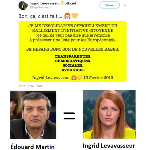 Juppé,Castanet et les Gilets Jaunes,Macron etc..ce sont les infos du poissonnier.